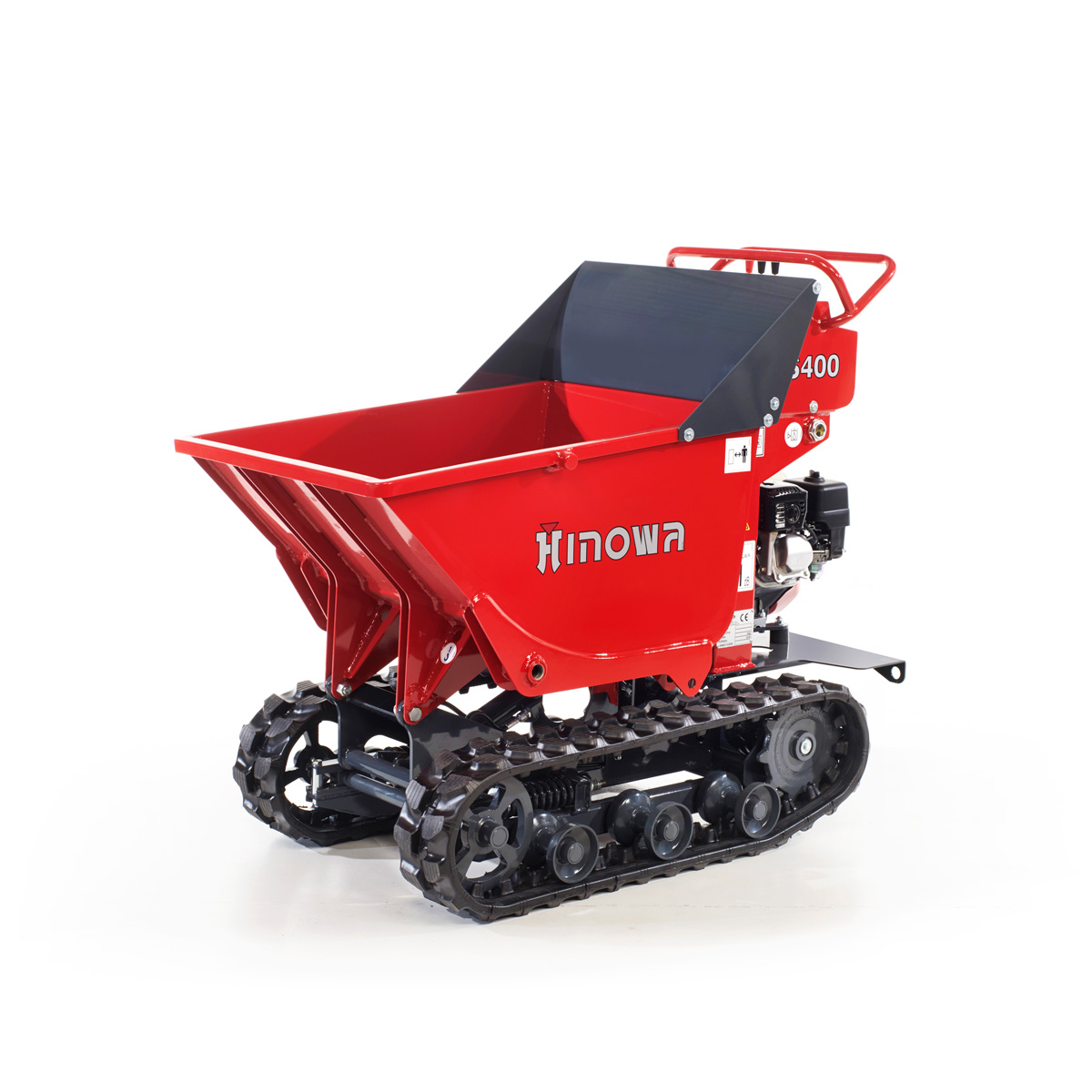 Minidumper hs400 construction version
